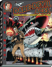 Image: Wally Wood: Dare Devil Aces HC  - Vanguard Productions