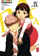 Image: Persona 4 Vol. 09 GN  - Udon Entertainment Inc