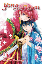 Image: Yona of the Dawn Vol. 15 GN  - Viz Media LLC