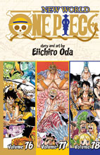 Image: One Piece: New World Vol. 76-77-78 SC  - Viz Media LLC