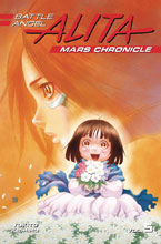 Image: Battle Angel Alita Mars Chronicle Vol. 05 GN  - Kodansha Comics