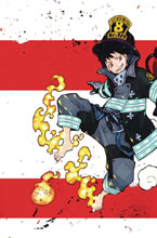 Image: Fire Force Vol. 13 GN  - Kodansha Comics