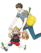Image: Sweetness & Lightning Vol. 11 GN  - Kodansha Comics