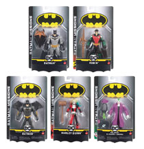 Image Batman Knight Missions 6 Inch Basic Action Figure Assortment 201801
