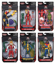 Image: Deadpool Legends  (6-inch) Action Figure Assortment 201802 - Hasbro Toy Group