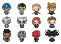 Image: Pint Sized Heroes Marvel Studios 10 24-Piece Blind Mystery Box Display  - Funko
