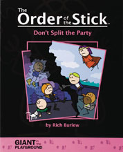 Image: Order of the Stick Vol. 04 GN  - Diamond Publications