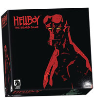 Image: Hellboy  - The Board Game  - Mantic Games