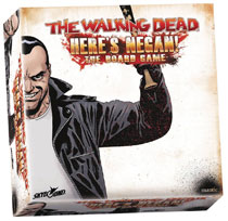 Image: Walking Dead Here's Negan Board Game  - Mantic Games