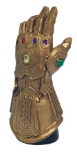Image: Marvel Cinematic Universe Desk Monument: Infinity Gauntlet  (PX) - Surreal Entertainment