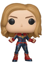 Image: POP! Marvel Vinyl Figure: Captain Marvel - Captain Marvel  - Funko