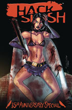 Image: Hack Slash 15th Anniversary Celebration  (cover B - Seeley) (One-Shot) - Image Comics
