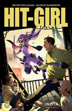 Image: Hit-Girl Season Two #11 (cover C - Yildirim) - Image Comics