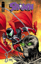 Image: Spawn #304 (cover B - Mattina virgin) - Image Comics