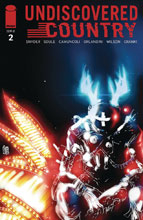 Image: Undiscovered Country #2 - Image Comics