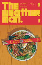 Image: Weatherman Vol. 2 #6 (cover A - Fox) - Image Comics