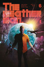 Image: Weatherman Vol. 2 #6 (cover B - Robinson) - Image Comics