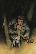 Image: Tales from Harrow County: Death's Choir #1 (cover B - Crook) - Dark Horse Comics