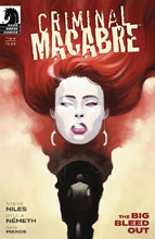Image: Criminal Macabre: The Big Bleed Out #1 - Dark Horse Comics