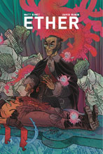 Image: Ether: The Disappearance of Violet Bell #4 - Dark Horse Comics