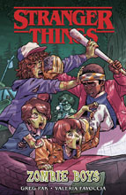 Image: Stranger Things: Zombie Boys Vol. 01  - Dark Horse Comics