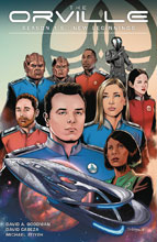 Image: Orville Season 1.5 Vol. 01: New Beginnings SC  - Dark Horse Comics