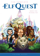 Image: Complete Elfquest Vol. 07 SC  - Dark Horse Comics