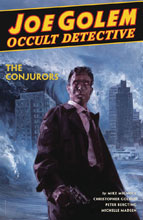 Image: Joe Golem: Occult Detective Vol. 04 HC  - Dark Horse Comics