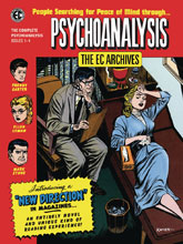 Image: EC Archives: Psychoanalysis HC  - Dark Horse Comics