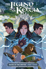 Image: Nickelodeon Legend of Korra: Ruins of Empire Part 03 SC  - Dark Horse Comics