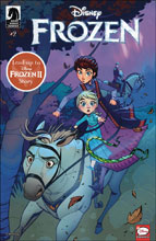 Image: Disney Frozen: True Treasure #2 (cover A - Petrovich) - Dark Horse Comics