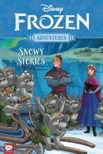 Image: Disney Frozen Adventures: Snowy Stories SC  - Dark Horse Comics