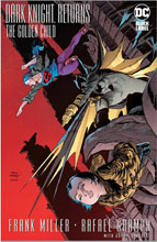 Image: Dark Knight Returns: The Golden Child #1 (incentive 1:500 cover - Andy Kubert) - DC - Black Label