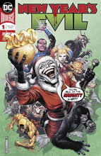 Image: New Year's Evil #1 - DC Comics