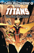 Image: Tales from the Dark Multiverse: The Judas Contract #1 - DC Comics