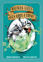 Image: Batman Tales: Once Upon a Crime SC  - DC Comics