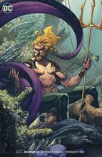 Image: Aquaman #55 (variant cover - Chris Stevens) - DC Comics