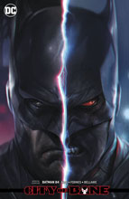 Image: Batman #84 (variant card stock cover - Francesco Mattina) - DC Comics