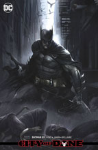 Image: Batman #85 (variant card stock cover - Francesco Mattina) - DC Comics