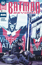 Image: Batman Beyond #39 - DC Comics
