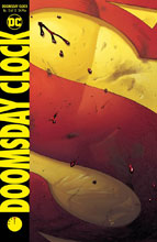 Image: Doomsday Clock #12 - DC Comics