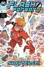 Image: Flash Forward #4 - DC Comics