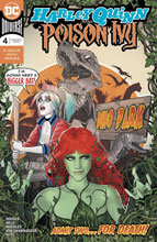 Image: Harley Quinn & Poison Ivy #4 - DC Comics
