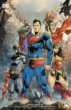 Image: Justice League #38 (variant cover - Tony S. Daniel) - DC Comics