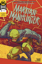 Image: Martian Manhunter #11 - DC Comics
