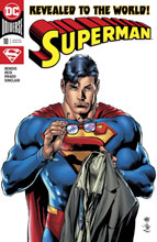Image: Superman #18 - DC Comics