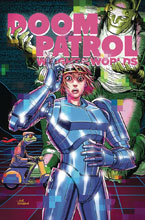 Image: Doom Patrol: Weight of the Worlds #6 - DC - Black Label