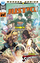 Image: Young Justice #11 - DC Comics