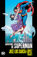 Image: Adventures of Superman: Jose Luis Garcia-Lopez Vol. 02 HC  - DC Comics