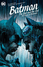 Image: Batman: The Bat and the Cat: 80 Years of Romance HC  - DC Comics